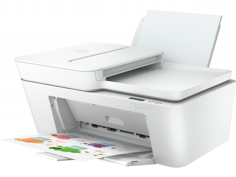 МФУ HP DeskJet Plus 4120